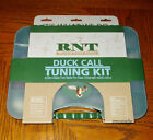 RNT RICH-N-TONE DUCK CALL TUNING KIT TUNE REEDS CORKS O-RINGS GUTS NEW!