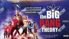 THE BIG BANG THEORY SEASON 5 FACTORY SEALED WAX BOX CARDS CARD 24 PACKS
