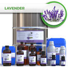 Highest Quality Lavender Essential OilSizes10 ml 1 GallonPLASTIC