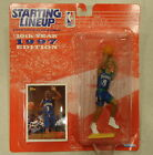 STARTING LINEUP 10TH YEAR 1997 EDITION SHAQUILLE O'NEAL FIGURE LAKERS - MINT
