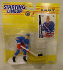STARTING LINEUP 10TH YEAR 1997 EDITION WAYNE GRETZKY FIGURE NEW YORK RANGERS-NEW