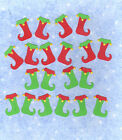 Quickutz Cute Little Christmas Elf Stocking Die Cut Embellishments Sizzix