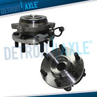 2 Front Wheel Hub  Bearing Fits Nissan Frontier Pathfinder Xterra Equator 4WD