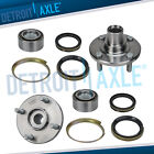 2 Front Wheel Bearing  Hub for 1998 2000 2001 2002 Toyota Corolla Geo Prizm