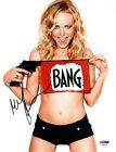 Malin Akerman SIGNED IN PERSON 8x10 Photo Billions Watchmen PSA DNA AUTOGRAPHED