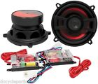 HAWG WIRED DX504-70  DX SERIES 5.25 COMPONENT SPEAKERS    HARLEY TOURING BIKES