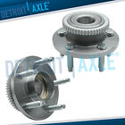 Both 2 Front Wheel Bearing and Hubs 2005 2006 2007 2008 2009 2014 Ford Mustang