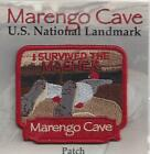 SOUVENIR PATCH - I SURVIVED THE MASHER - MARENGO CAVE, INDIANA
