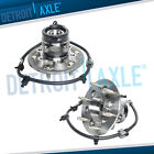 2 Front Wheel Bearing  Hub for 2004 2008 Chevy Colorado GMC Canyon 2WD