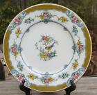 Vintage Minton ISIS Blue Bird Gold Trim Salad Luncheon Plate 7.75