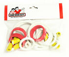 Williams High Speed Pinball White Rubber Ring Kit