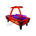 Valley Dynamo Fire Storm Air Hockey Table Game Coin Operated