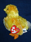 Ty beanie babies CHICKIE baby yellow chick w/Tag 2001