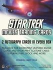 Star Trek 2014 Movies Into Darkness SEALED ARCHIVE BOX (18-Case Incentive)