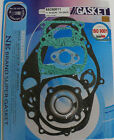 KR Motorcycle engine complete gasket set for SUZUKI TS 125 ER TS1252 79-81 new