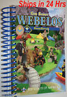 "Webelos Cub Scout Hand book Latest Edition ""Version"" BSA 2010-2011 Spiral Bound"