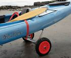 Malone Kayak Canoe Cart Clipper Model MPG502 With No Flat Tires