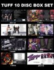 TUFF 10 Disc Set GLAM Hairbands Sleaze Sunset Strip Metal Edge Crue Poison Ratt
