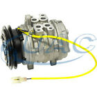 Universal Air Conditioning CO 6130DC New Compressor And Clutch