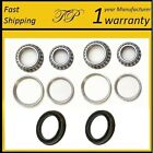 1991 2003 GMC Sonoma Pickup 2WD Front Wheel Bearing  Seal Set