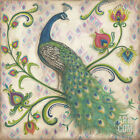 Feathered Splendor I Art Poster Print by Kate McRostie, 12x12