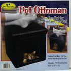 COZY COMFORT FOR DOG CAT & FEET HOUSE BED & OTTOMAN FOOT STOOL TABLE PET PARADE