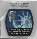 SOUVENIR PATCH - STATUE OF LIBERTY NATIONAL MONUMENT NEW YORK