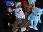 BEANIE BABIES Lot of 9 TY RETIRED All w/ TAGS  ISSY - FOUR SEASONS HOTEL GIGANTO