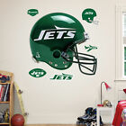 NFL New York Jets Throwback Helmet Fathead Wall Graphic