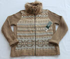 RALPH LAUREN Womens NATIVE AMERICAN ANGORA RABBIT CASHMERE SWEATER NWT XL $179