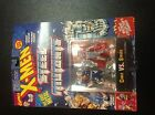 Toy Biz X Men Steel Mutants Cable vs Mr Stryfe