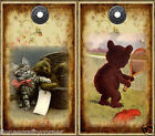 12 BEARS TEDDY CHILDREN TOYS HANG GIFT TAGS FOR SCRAPBOOK PAGES 01