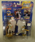 1998 Starting Lineup Classic Doubles Jose Canseco Mark McGwire Figures - MINT