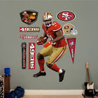 NFL Frank Gore Home Uniform Fathead Wall Graphic
