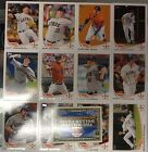 2013 TOPPS II ASTROS TEAM SET W RC W MILLION DOLLAR CHASE CODE CARD
