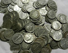 Lot of Buffalo Nickels Indian Penny Wheat Cents Vintage Silver Dimes and More!