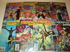 8 Cyberspace 3000 comic books from Marvel Comics UK guest starring Galactus