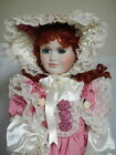 World Gallery Doll, American Artists Collection Porcelain Kais Doll