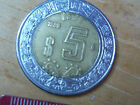 UNTED STATES OF MEXICO 5 DOLLAR COIN -1999(1)