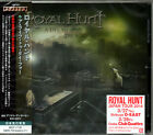 ROYAL HUNT - A LIFE TO DIE FOR : CD Promo New Sealed : Japan AVALON MICP-11130