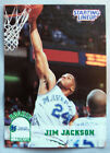 1994 Starting Lineup Jim Jackson Dallas Mavericks Basketball Card