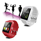 New U8 Bluetooth Smart Wrist Watch Phone Mate For Android Samsung iPhone HTC LG