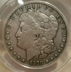 1879 CC CAPPED DIE MORGAN DOLLAR GRADED F 15 BY ANACS!!!!!LOOKS VF TO ME!!!!!