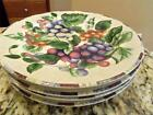 4 SAKURA/ONEIDA SONOMA EXCELL SALAD/DESSERT PLATES EXCLNT CONDTN LOW FAST SHIPNG
