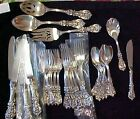 Reed and Barton Francis I sterling silver flatware set