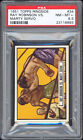 1951 Topps Ringside Boxing #34 Ray Robinson vs. Marty Servo PSA 8.5 Low Pop