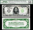 1934 $1000 FRN One Thousand Dollar Bill PMG AU53EPQ STUNNING!