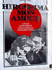 Hiroshima Mon Amour 1960 R1980sOriginal French Movie Poster 47x63Resnais