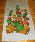 Bright Flower Bouquets Wall Hanging Panel #0413