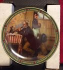 Knowles Norman Rockwell Plate
